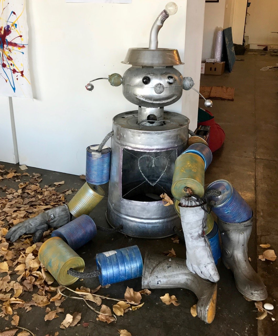 tin man by katie van nooten